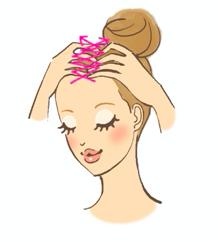 抗がん剤後 マッサージ 方法 頭皮